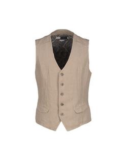 David Naman - Button Vest