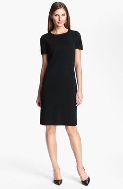 Ming Wang - Short Sleeve Dress