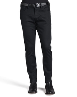Ralph Lauren Black Label - Straight-Fit Denim Jeans