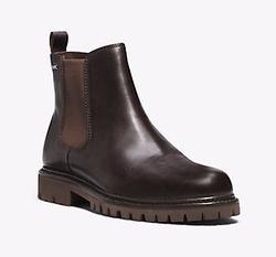 Michael Kors Mens - Hudson Leather Boots