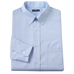 Croft & Barrow - Button-Down Collar Dress Shirt