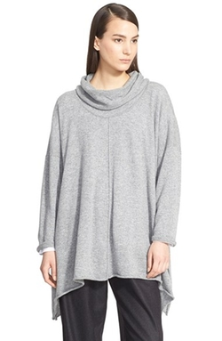 Eskandar - Cowl Neck Cashmere Sweater