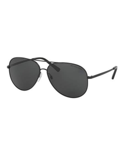 Michael Kors - Monochromatic Aviator Sunglasses