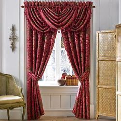 Croscill Classics - Regina Curtain Panel Pair