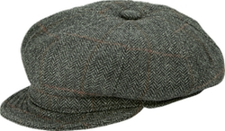 New York Hat Co. - Herringbone Spitfire Hat