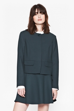 French Connection - Whisper Ruth Boxy Jacket