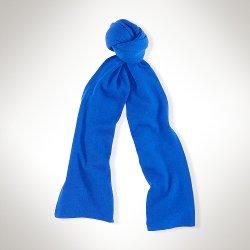 Ralph Lauren - Vibrant Merino Wool Scarf