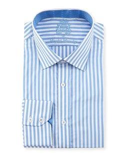 English Laundry  - Striped Dress Shirt