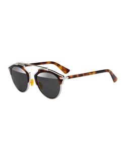 Dior  - So Real Brow Bar Sunglasses