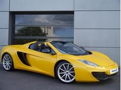 McLaren - Spider 3.8