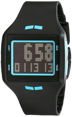Vestal - Helm Black Digital Watch
