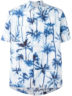 Saint Laurent - Palm Tree Print Shirt
