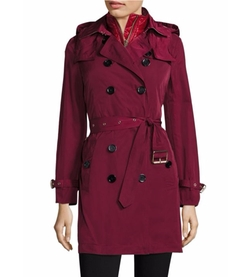 Burberry - Quilted Gilet & Churchdale Trench Coat
