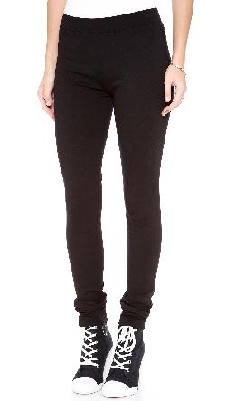 DKNY - Leggings with Back Seam
