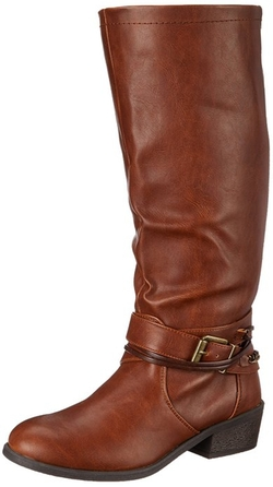 Pink & Pepper  - Robbinwc Riding Boot