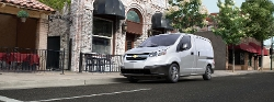 Chevrolet - 2015 City Express Van
