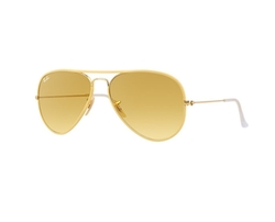 Ray-Ban - Aviator Full Color Sunglasses