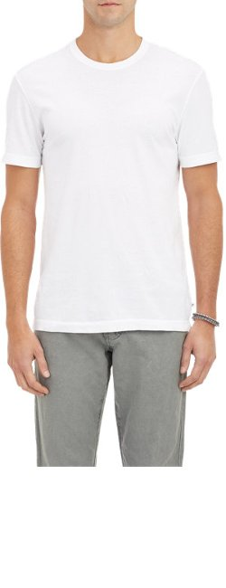 James Perse  - Short Sleeve Crewneck Tee