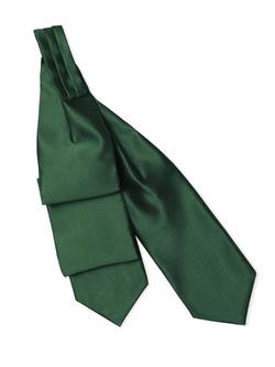Dessy - Custom Matte Satin Cravat Tie