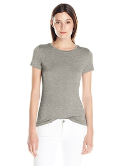 Lark & Ro  - Short-Sleeve Crew-Neck T-Shirt