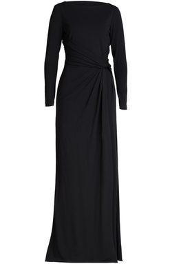 Elie Saab - Jersey Crepe Evening Gown