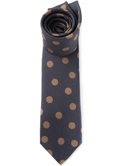 Dolce & Gabbana   - Polka Dot Print Tie