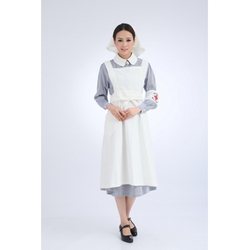 Hiki Shop - WW2 German Red Cross Nurse Uniform