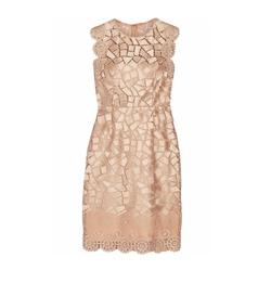 Mikael Aghal - Guipure Lace Dress