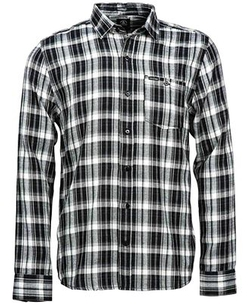 Volcom  - Bartlett Plaid Flannel Long-Sleeve Shirt