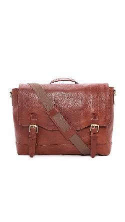 Rag & Bone  - Rugged Messenger Bag
