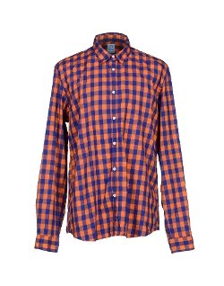 Scotch & Soda	  - Checked Shirt