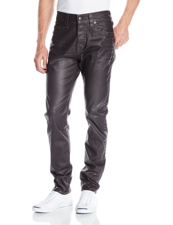 True Religion - Tapered Leatherlike Pants
