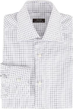 Fairfax  - Graph Check Fitted Shirt