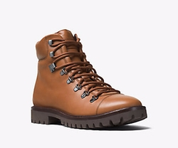 Michael Kors Mens - Lance Leather Hiking Boots