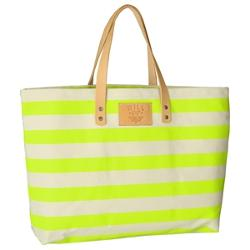 Will Leather Goods - Nautical Stripe Carry All Tote
