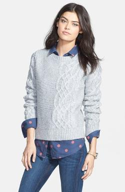 Hinge - Cable Knit Sweater