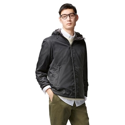 Uniqlo - Men Reversible Hooded Jacket