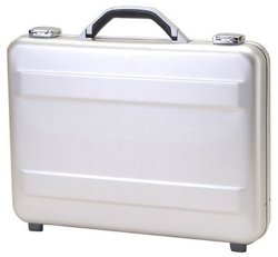 TZ Case - Molded Aluminum Slim Line Attache