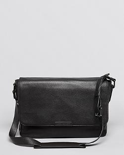 Marc By Marc Jacobs - Leather Messenger Bag