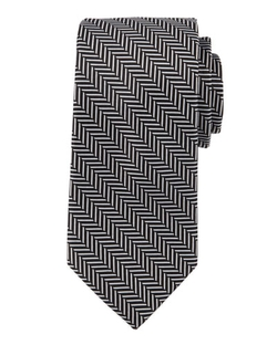 Neiman Marcus   - Tweed-Effect Silk Tie