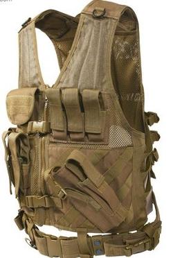 Cross Draw - Molle Tactical Vest