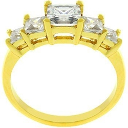 Sunrise Wholesale - 5 Stone Anniversary Ring