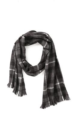 A.P.C.  - Scottish Scarf