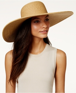 Nine West - Packable Super Floppy Hat