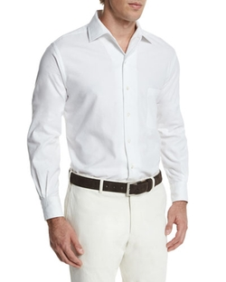 Loro Piana - Andre  Button-Down Shirt