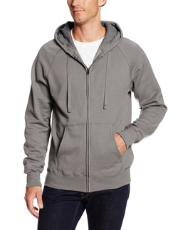Hanes - Nano Fleece Full Zip Hooded Jacket