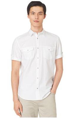 Calvin Klein  - Lino Dobby Shirt