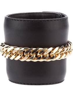 Giuseppe Zanotti Design - Chain Embellished Cuff