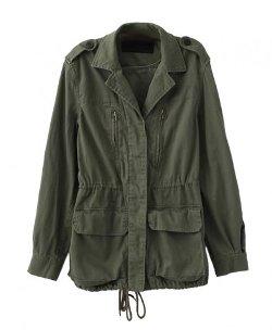 Chic Nova - Military Jacket