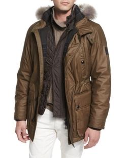 Belstaff - Pathfinder All-Weather Jacket